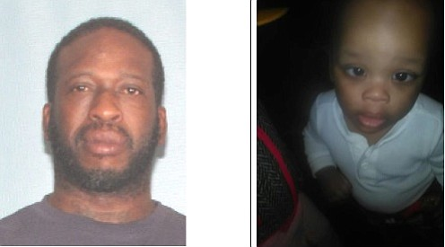 Youngstown police are attempting to locate Maurice Lloyd and his 2-year-old son Glover Lloyd.