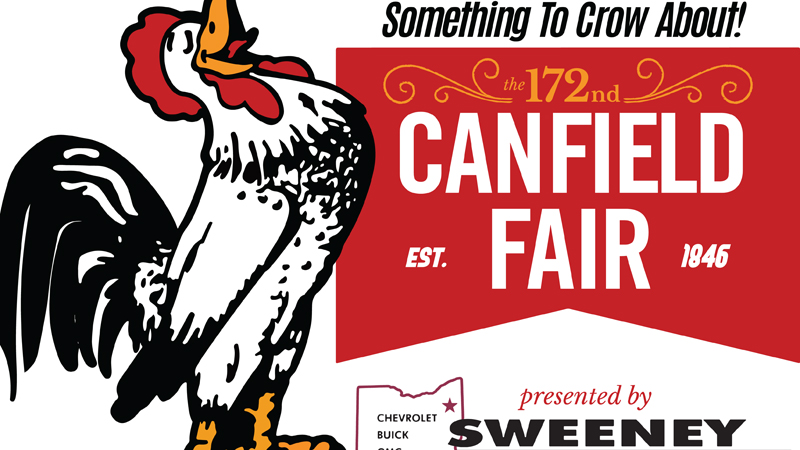 The New Logo For The 172nd Canfield Fair, Which For The First Time, Will  Have A Presenting Sponsor: Sweeney Chevrolet Buick GMC, Based In Boardman.