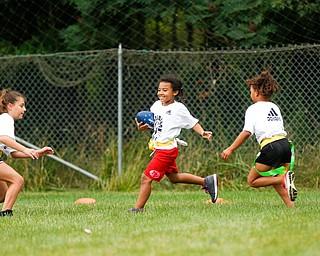 Grrridiron Girls Flag Football Camp