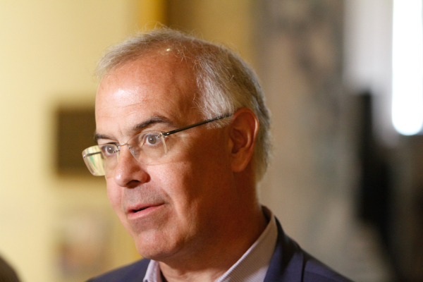ROBERT K.YOSAY  | THE VINDICATOR..David Brooks NY Time Columnist.. talks about th arts at the Butler ...-30-