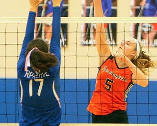 Western Reserve vs. Springfield Volleyball