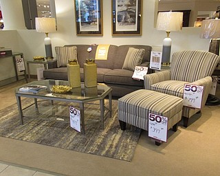Neighbors | Jessica Harker.On August 31 the new Levin Furniture store in Boardman had its grand opening event where a majority of the store was on sale.