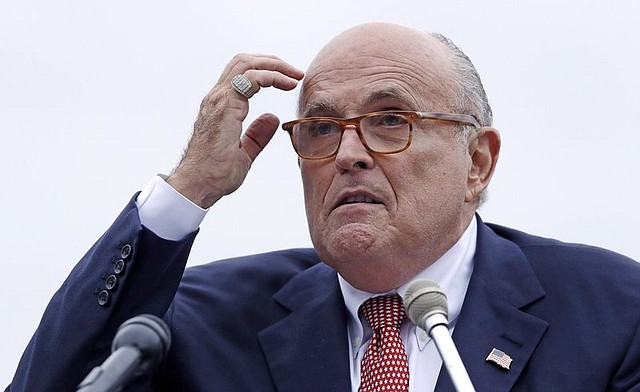 Trump lawyer Rudy Giuliani's statement was the most definitive rejection yet of special counsel Robert Mueller's efforts to interview the president about any efforts to obstruct the investigation into possible coordination between his campaign and Russians. It signals the Trump's lawyers are committed to protecting the president from answering questions about actions the president took in office.
