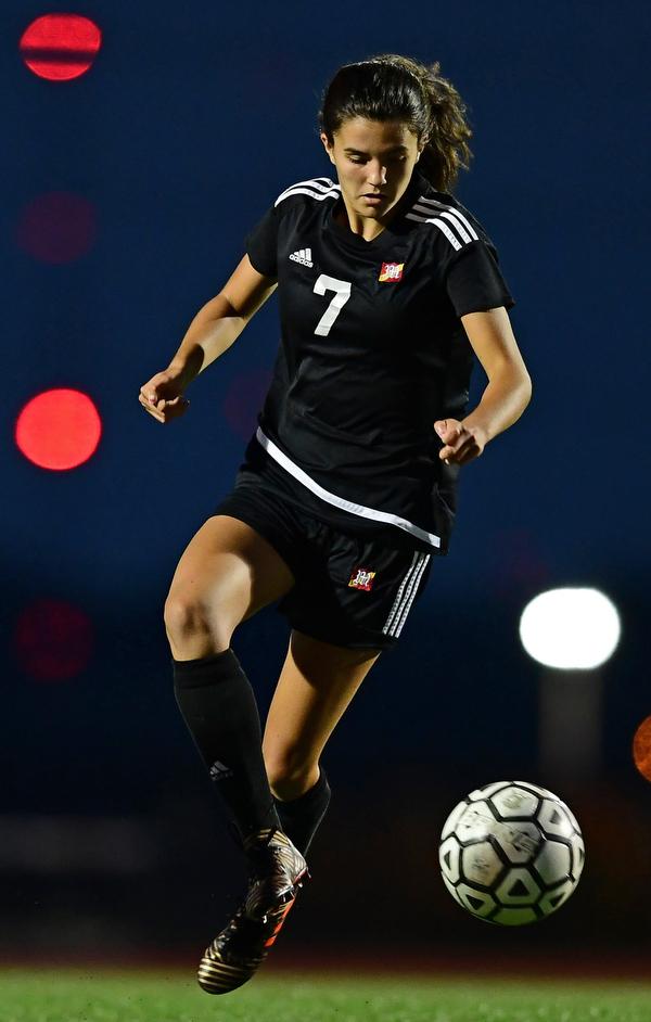 Ursuline v. Mooney Girls Soccer