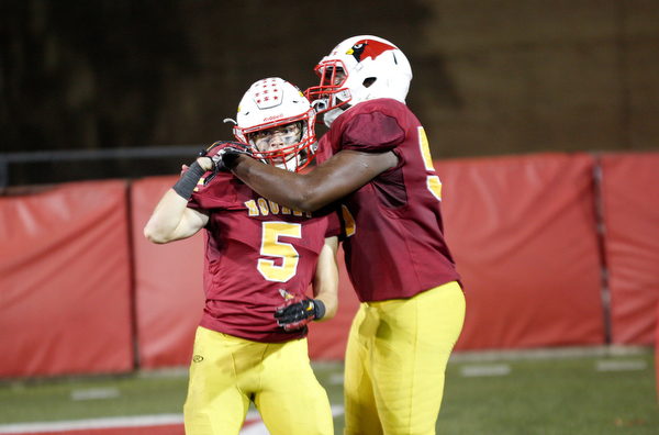 Cardinal Mooney v. Boardman Football
