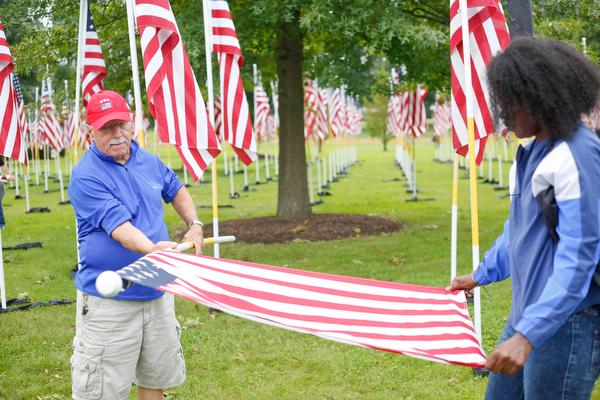 Traveling Flag Memorial