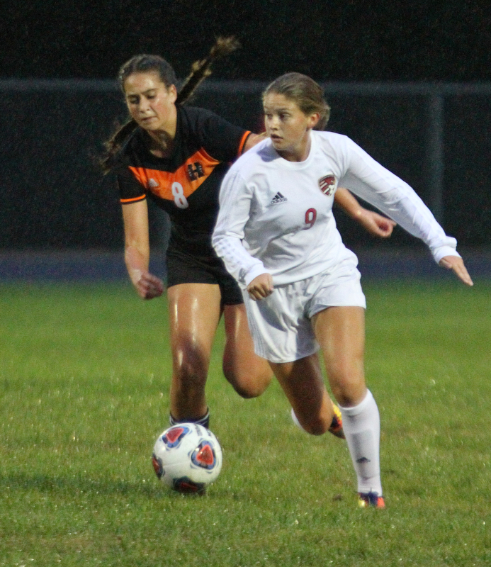 Canfield Howland Girls Soccer