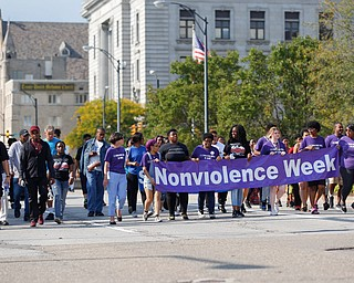 Eighth Annual Nonviolence Parade and Rally