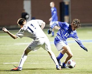 Poland v. Niles Boys Soccer