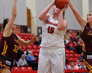YSU v. Loyola women's basketball