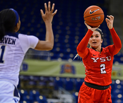 YSU WOMEN VS PITT