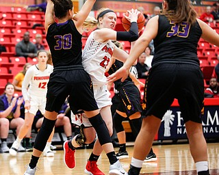 YSU v. Carlow Women's Basketball