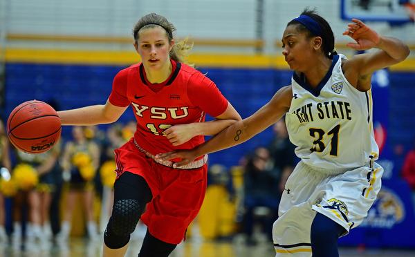YSU v. KSU Women's Basketball