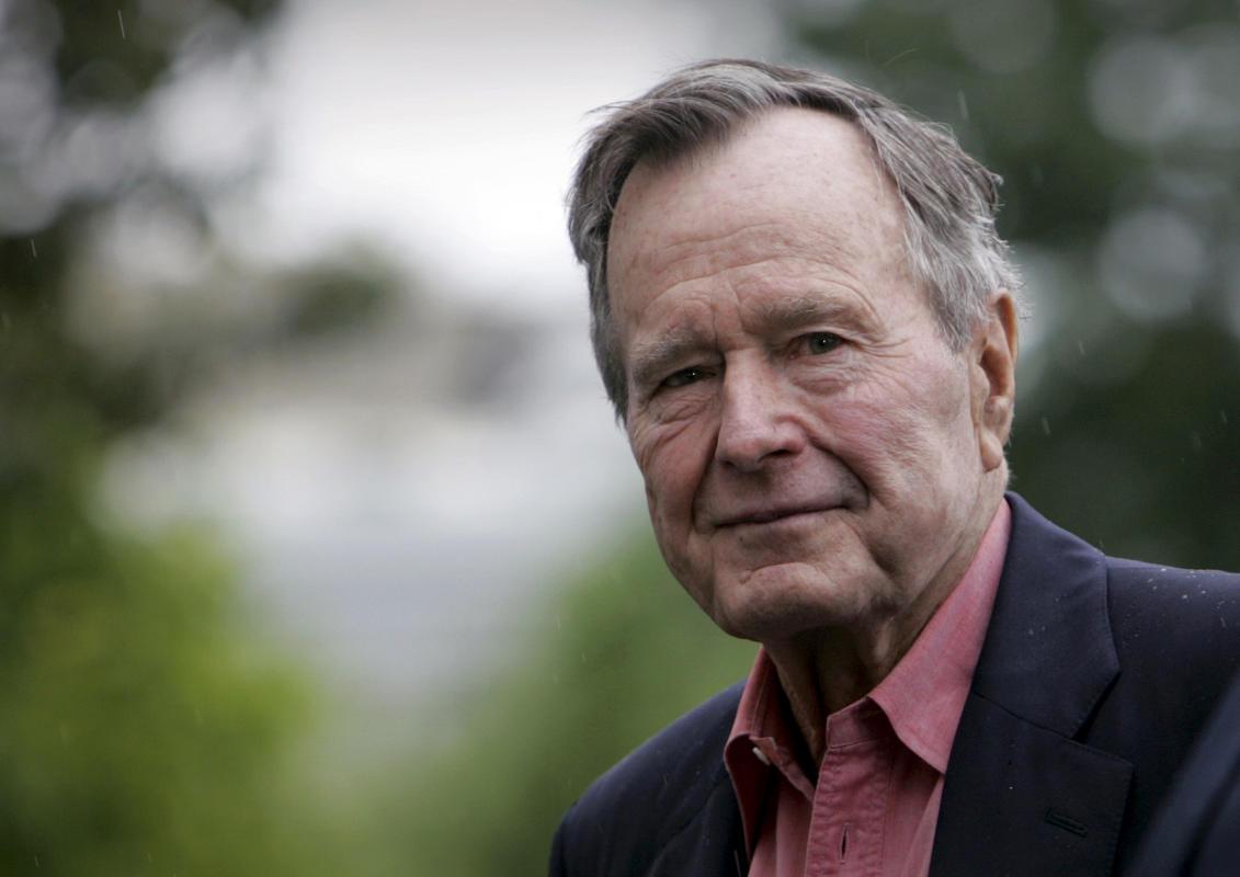 Bush Funeral Hearse Leaves Funeral Home Vindy Com