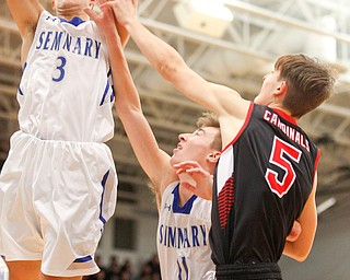 Poland vs. Canfield Boys Basketball