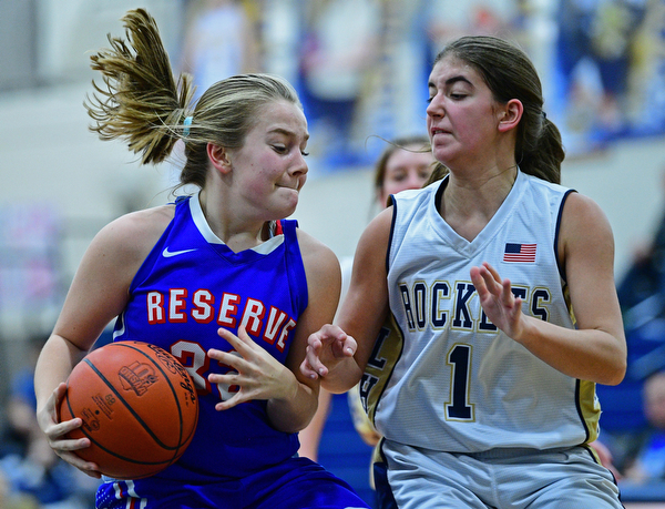 Lowellville v. Western Reserve Girls Basketball