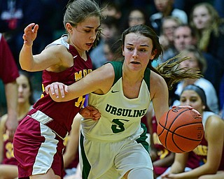 Ursuline v. Mooney Girls Basketball