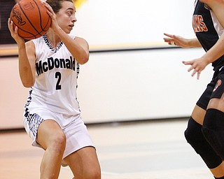 McDonald v. Mineral Ridge Girls Basketball
