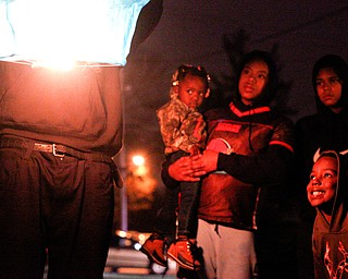 Vigil for Five Fire Victims