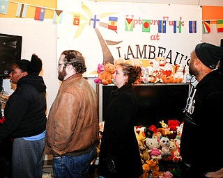 Flambeau's fundraiser for fire victims