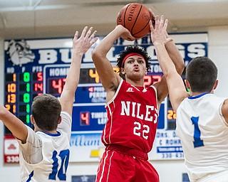Lakeview vs. Niles Boys Basketball