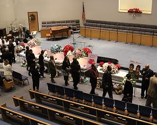 Five Children Laid to Rest