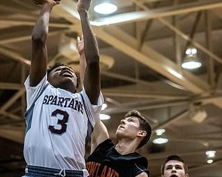 Boardman v. Howland Boys Basketball
