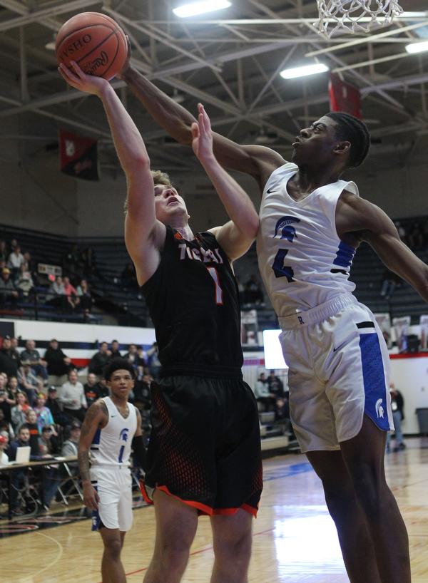 Springfield v. Richmond Boys' Basketball