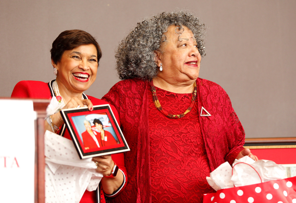 Delta Sigma Theta Sorority, Inc. Youngstown Alumnae Chapter Founders Day Celebration