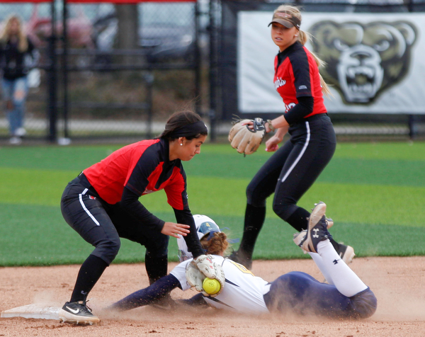 YSU v. KSU Softball