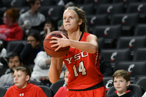 YSU WOMENS BASKETBALL