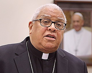 "With a ""significant decline in Catholic affiliation and participation"" as well as fewer priests, the Catholic Diocese of Youngstown will undergo some major changes, according to Bishop George V. Murry. In a Monday letter on ""pastoral planning,"" Bishop Murry wrote that ""priests should celebrate no more than three regularly scheduled weekend Masses."""