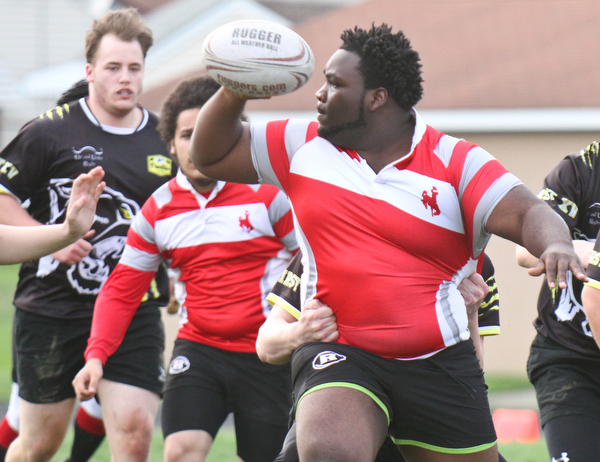 Chaney Massilon Perry Rugby