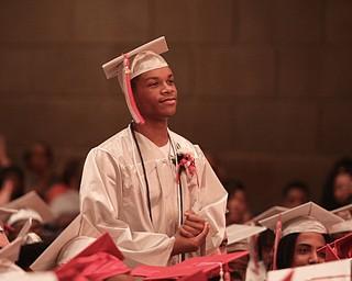 ROBERT K.YOSAY  | THE VINDICATOR..Chaney High School class of 2019. Stambaugh Auditorium