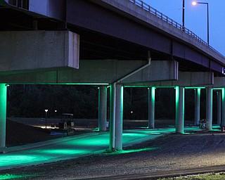 Market St. Bridge Lighting