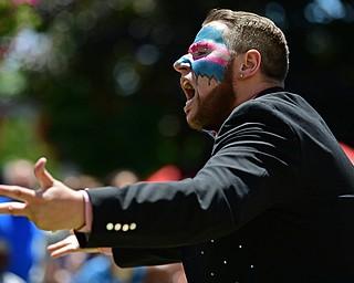 Pride Parade in Warren