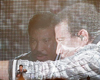 Lionel Richie performs at Covelli Centre on Saturday night as part of his Hello Tour. EMILY MATTHEWS | THE VINDICATOR