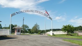 The Columbiana County Fairgrounds