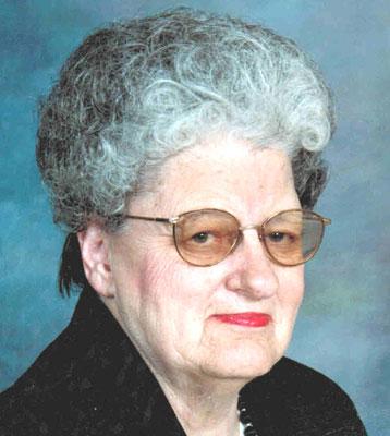 VIRGINIA M. SCHEUFLER