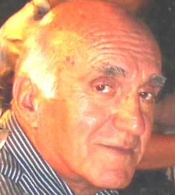 GEORGE P. ZAIRIS