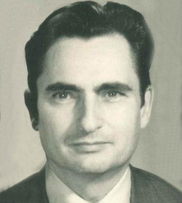 WALTER E. CAMERON