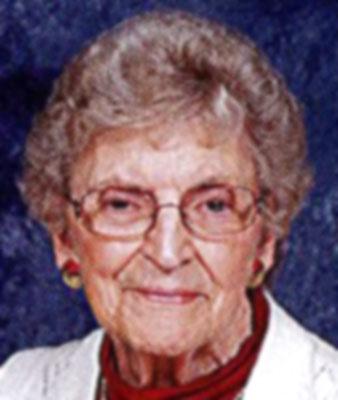 ELFREDA M. BACON
