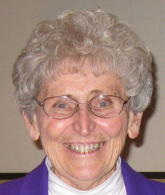 SISTER MARY LEE NALLEY