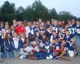 Freshmen Football Team