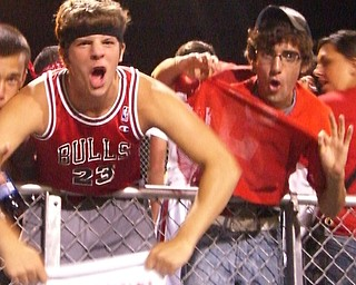 Canfields Student Section Leaders