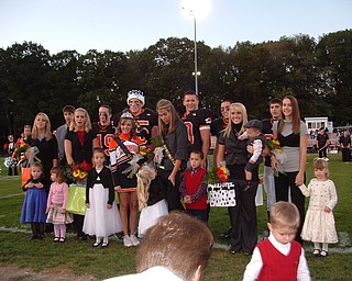 austintown Homecoming Court