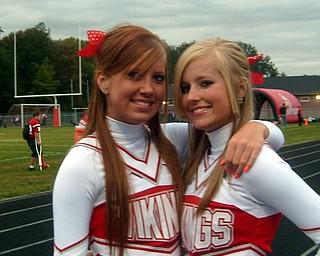 Cheerleader Sisters