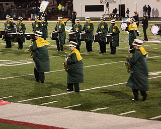 Band at Half Time