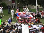 Former Congressman James A. Traficant Jr.'s entire speech from the Columbiana County TEA Party Saturday, Sept. 12, 2009 in Firestone Park.