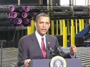 Watch President Barack Obama's entire speech at V&M Star in Youngstown on Tuesday, May 18, 2010.